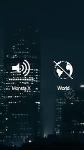 Resultado de imagen para monsta x logo wallpaper