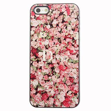 Red Rose Patroon Aluminium Hard Case voor iPhone 4/4S    – EUR € 3.83