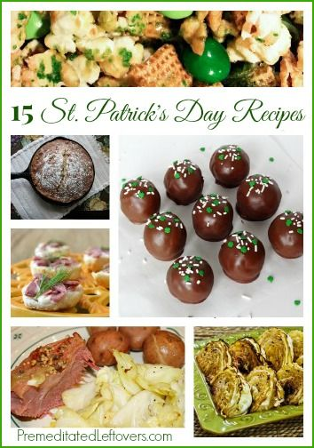 15 St. Patrick's Day Recipes