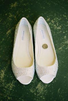 Zapatos de Novia Benjamin Adams