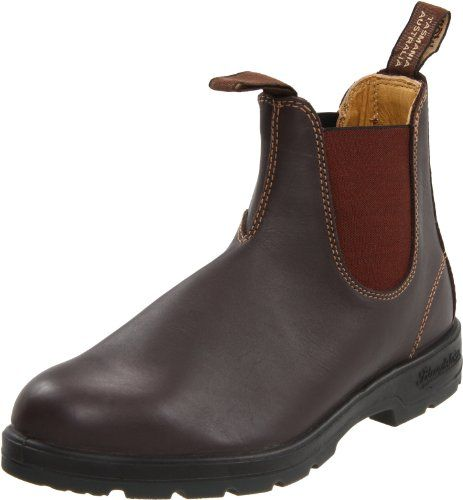Blundstone 550 Slip On Boot,Brown,AU 11 M (US Men's 12 M) - http://authenticboots.com/blundstone-550-slip-on-bootbrownau-11-m-us-mens-12-m/