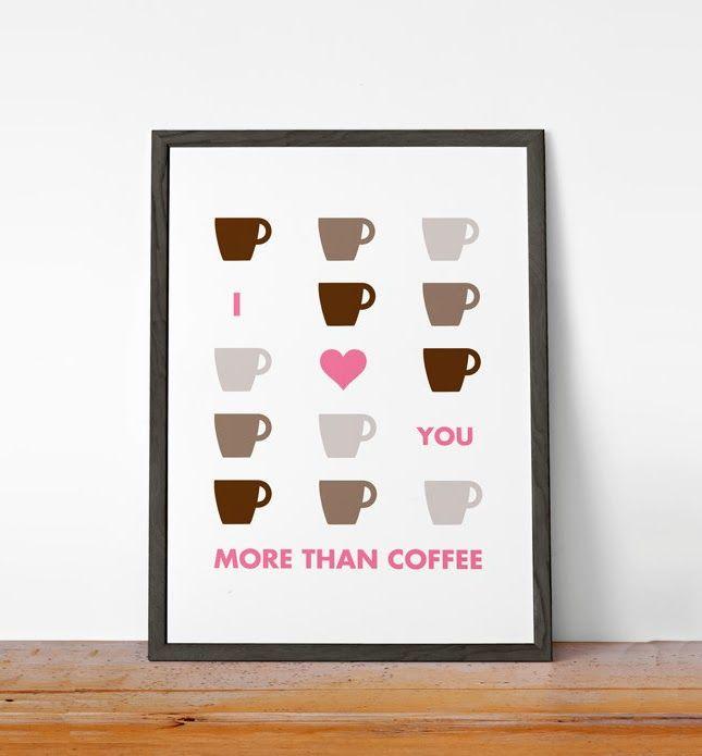 Coffee Prints   techlovedesign.com