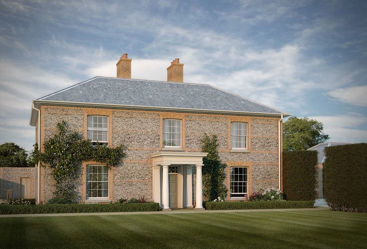 The practice delights in designing smaller houses and over several years we have designed a large number of simple Georgian and Regency farmhouses for rural sites in the south and west of England. Some of these buildings have been for private clients, others for developers – where we have obtained exceptional planning approvals by winning …