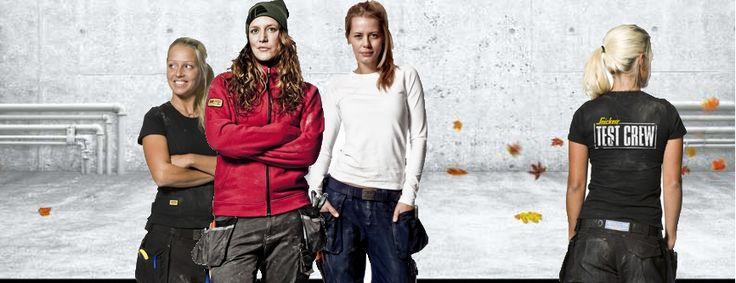 Werkkleding Shop » Dames