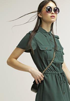 Femme Banana Republic Robe chemise - deep hunter vert foncé: 140,00 € chez Zalando (au 23/04/16). Livraison et retours gratuits et service client gratuit au 0800 740 357.