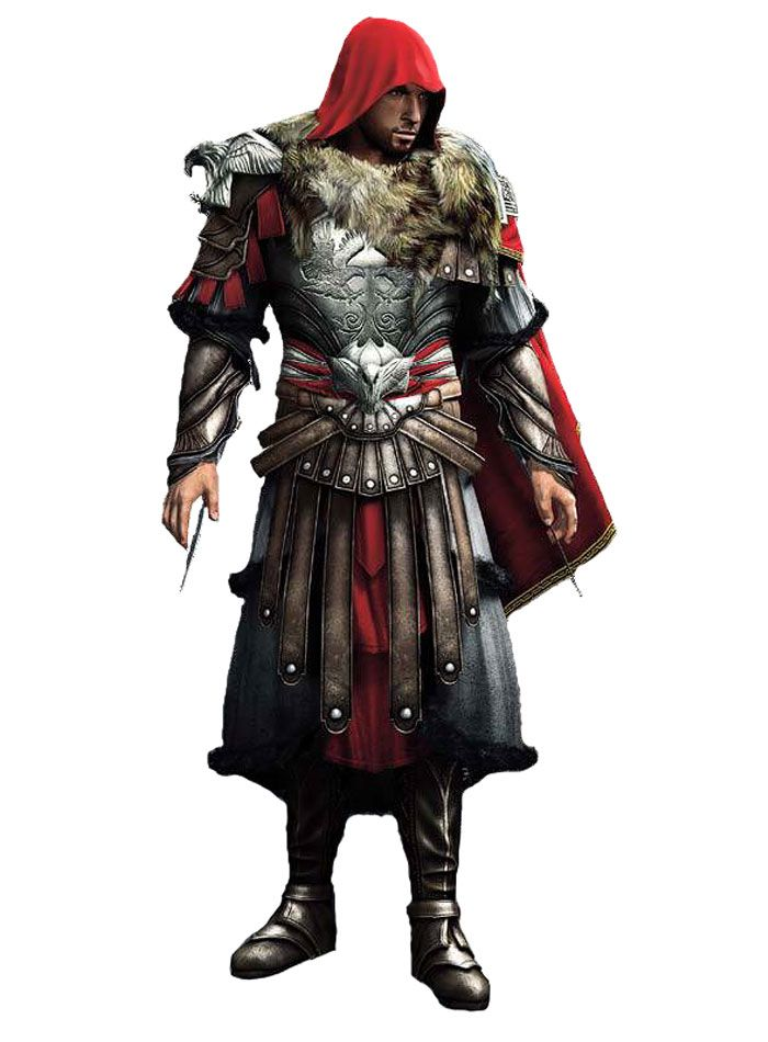 armor of brutus from assassins creed revelations