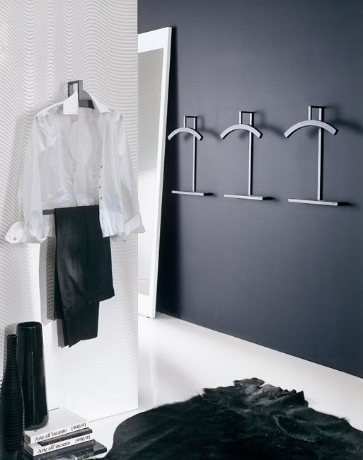Clothes stand   DOUBLE