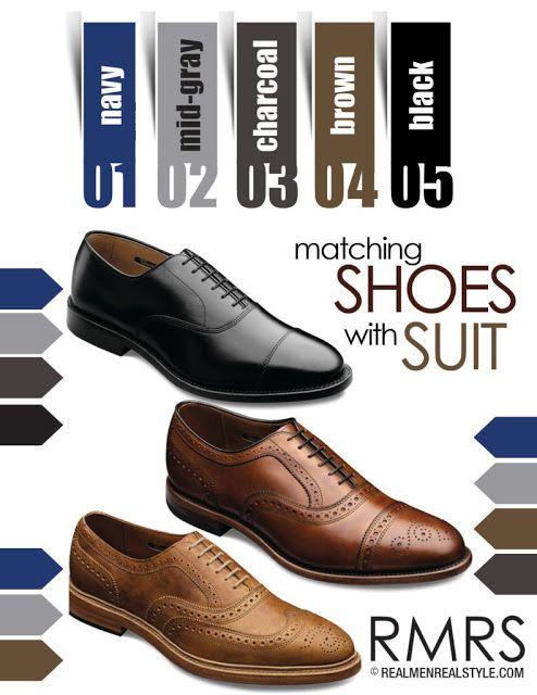 Greek Gentleman: Ταιριάζοντας το κοστούμι με τα σωστά παπούτσια.