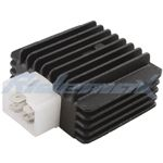 X-PRO<sup>®</sup> 4-Pin Voltage Regulator for 50cc-150cc  ATVs, Scooters & Go Karts,free shipping!