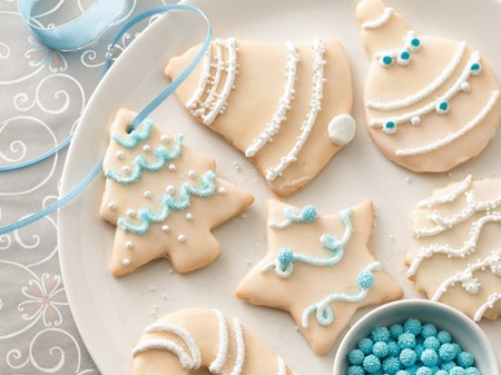 Naughty and Nice: Holiday Cookies For All  Whether you wound up on Santa's nice or naughty list, Betty has a cookie for you.