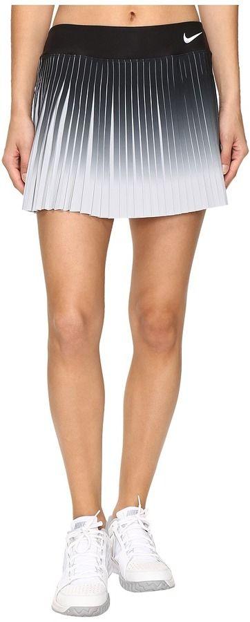 Nike Court Flex Victory Skirt, Rock, Tennis Dress, Tennis Fashion Women trendy Tennis Outfits for her, Tennismode, sportliche Mode fürs Tennisspielen.