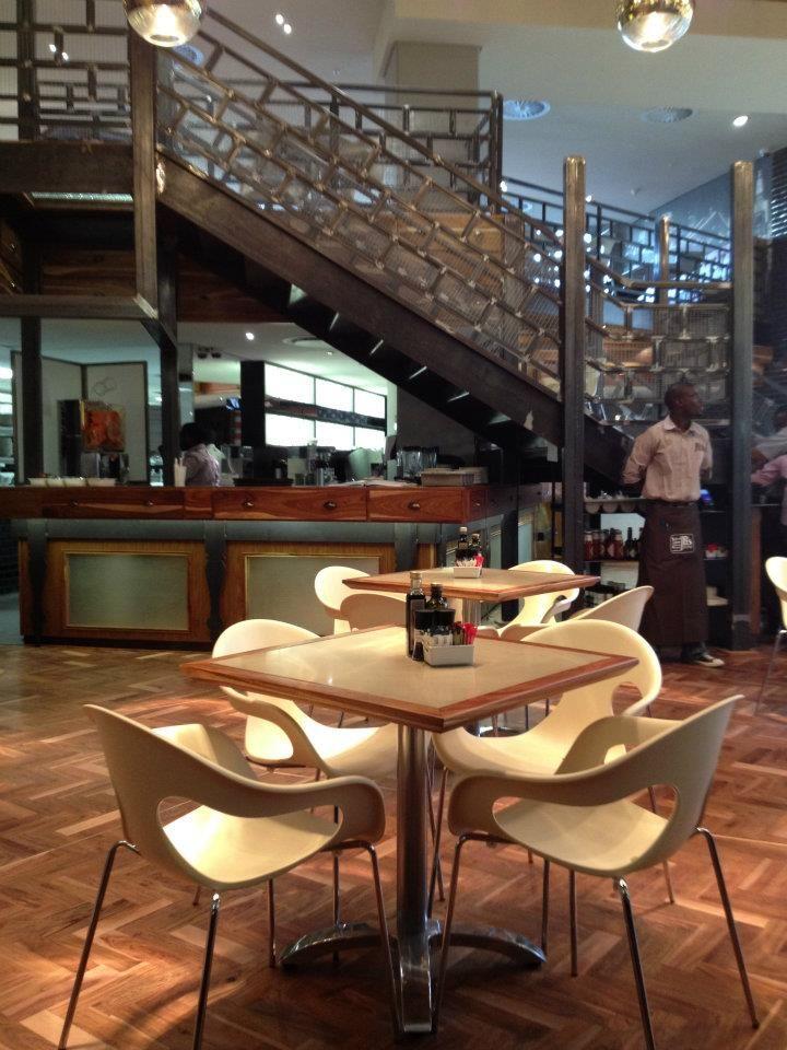 Jbs Corner Restaurant  Sandton City Shopping Centre