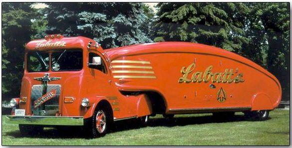 Old Beer Truck #trucking #beer #vintage www.crcint.com