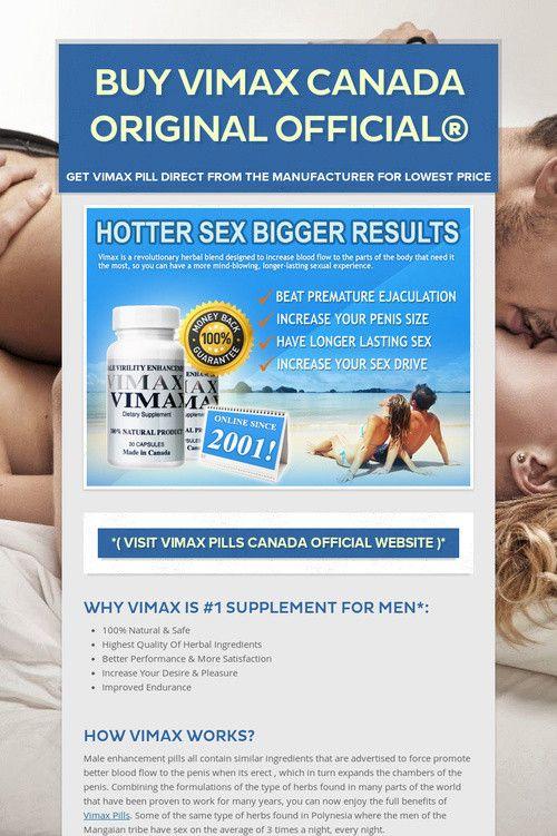9 best vimax reviews images on pinterest enlargement pills