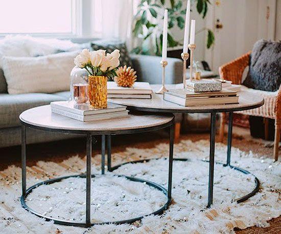 Circular Tables Count