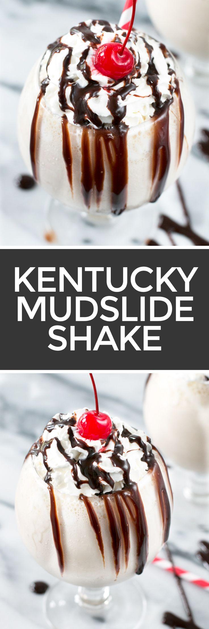 Kentucky Mudslide Shake | cakenknife.com