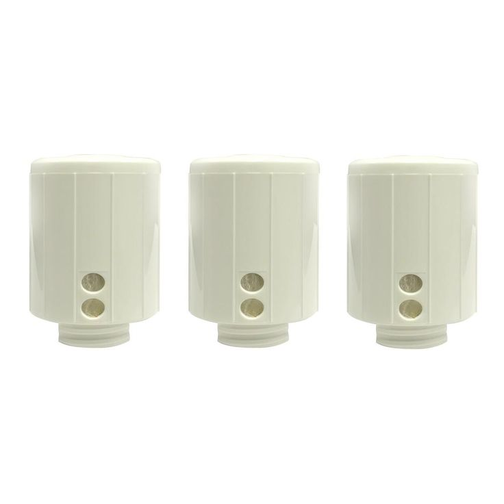 Humidifier Replacement Ion Exchange Filter (Set of 3), Whites