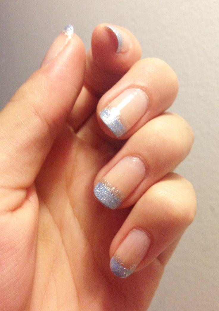 Cinderella nails!