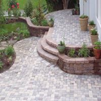 Concrete Patio Stones Are A Good And Not Expensive Way To Add Some Glamour  And Elegance To Your Home. Concrete Patio Stones An Investment That Last  For A ...