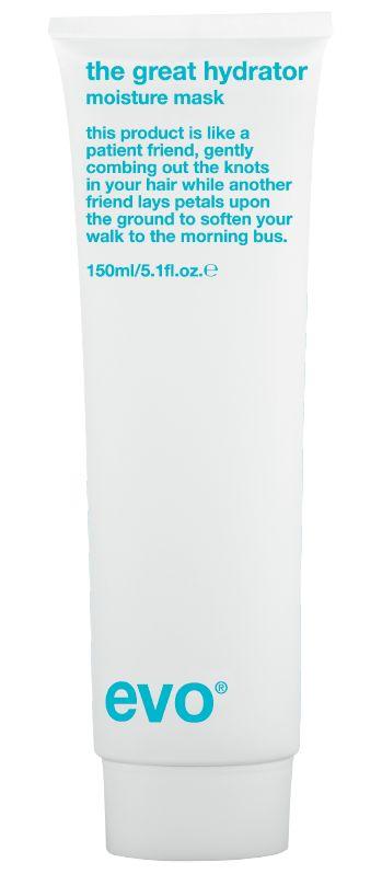 evo the great hydrator moisture mask   evo   evo hair