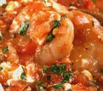 Μύδια και γαρίδες της κατσαρόλας