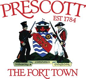 Town of Prescott The RiverWalk District also includes one of the longest riverside walking paths in all of Eastern Ontario. You can walk from one end of Prescott to the other all along the St. Lawrence River through the Heritage River Trail (adjacent to Fort Wellington National Historic Site), the Prescott Marina at Sandra S. Lawn Harbour, and, of course, the new RiverWalk Park itself.