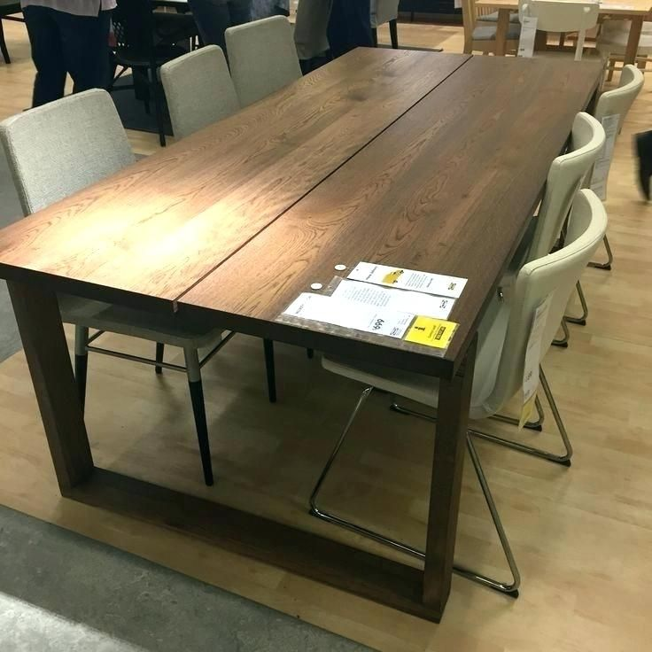 Ikea Wood Table Solid Wood Table Acacia Dining Table Tables Solid
