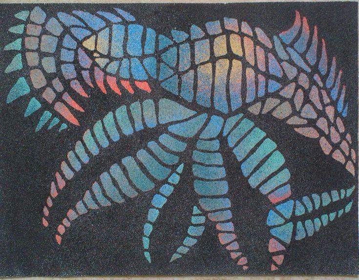 sandpicture by tavanapusti