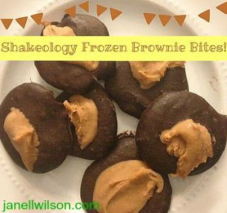 Simple Fitness: Frozen Shakeology Brownie Bites