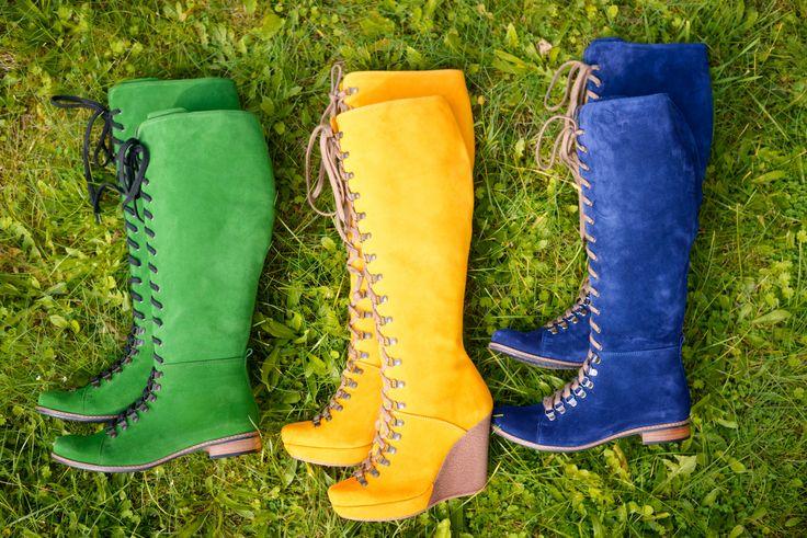 Jesienna kolekcja kozaków - kozaki www.emazur.com.pl   fall boots by www.emazur.com.pl