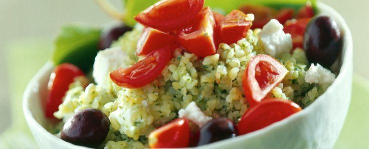 cous cous freddo agli aromi Sale&Pepe ricetta