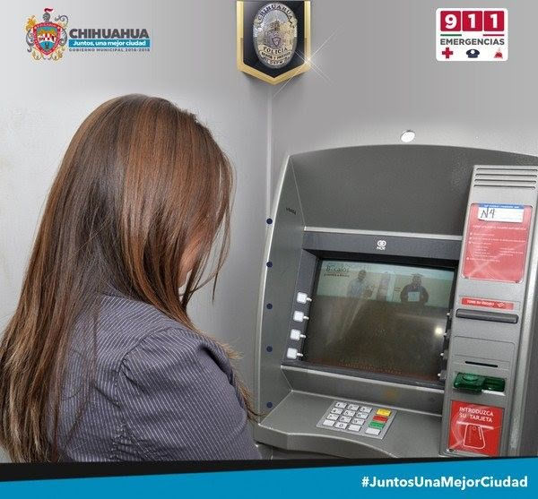 Emite DSPM recomendaciones para manejo seguro de cajeros y efectivo en bancos | El Puntero