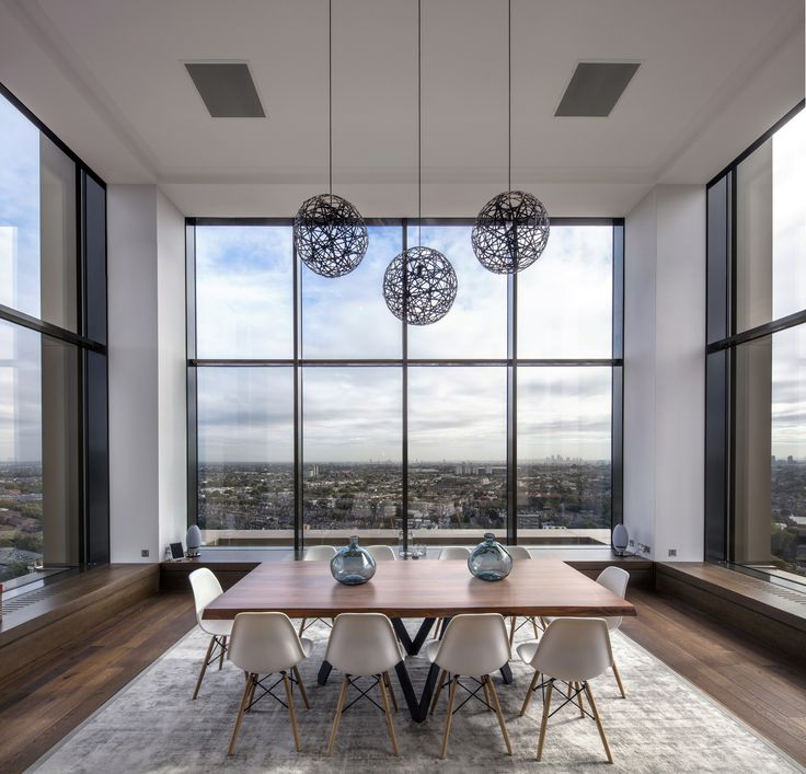 Interior of Vantage Point by GRID Architects / Archway, London