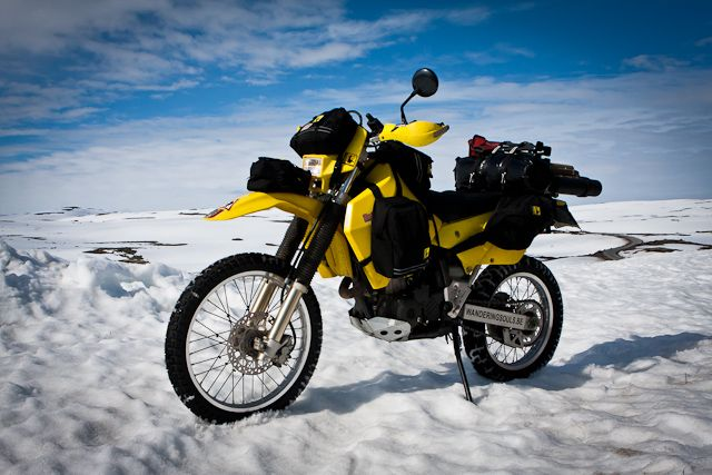 Suzuki Adventure