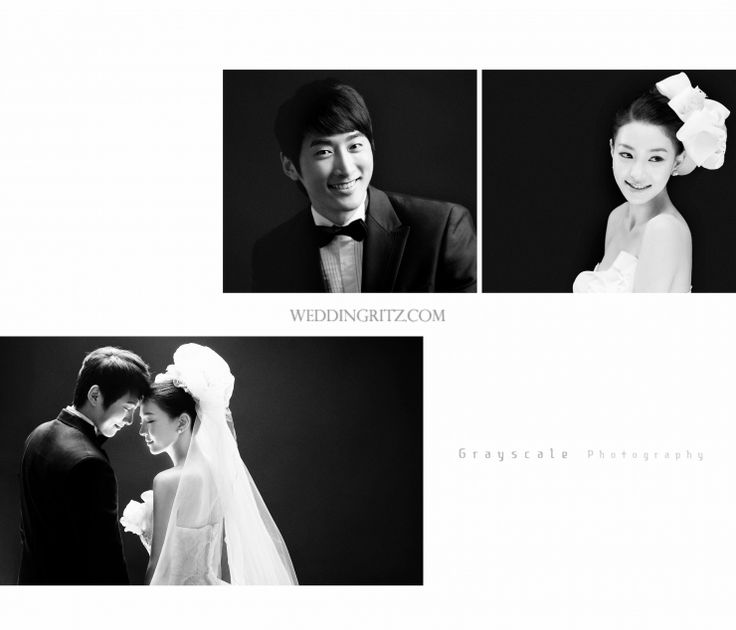 Korea Pre-Wedding Photoshoot - WeddingRitz.com » Korea wedding photographer - Gray Scale studio.