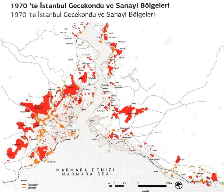 Afbeeldingsresultaat voor istanbul gecekondu