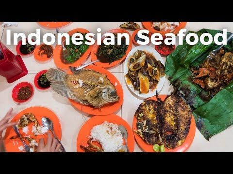 Indonesian Seafood Feast at Wiro Sableng Seafood 212