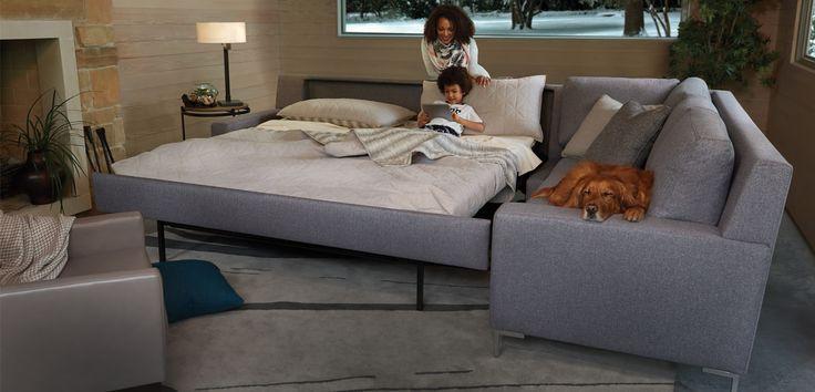 Sleeper Sofa & Comfort Sleeper - American Leather