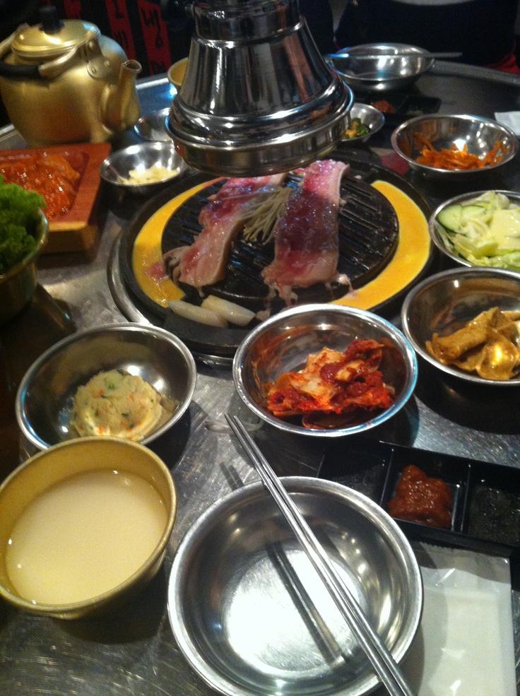 왕대박 식당 싱가폴!