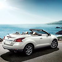 "The Murano Cross-Cab page basically says ""Go buy a Murano or a 370Z convertible like a normal person you freak."""
