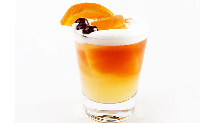 Whiskey Sour - A perfect progression to the world of shaken drinks. The name says it all. Whiskey-based, with a good amount of sour lemon juice. It's balanced off with the sweetness of sugar syrup and, if you're on a bit of health kick, add some egg white to make it a meal.