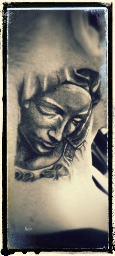 St maria tattoo