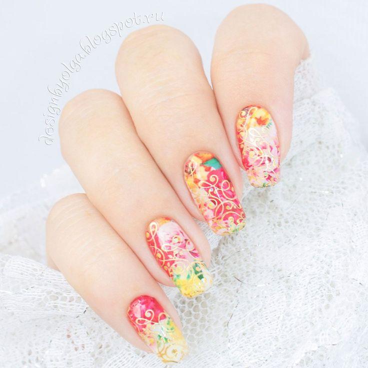 nail decals, nail stickers, nail wraps, foil nails, bpwomen, BPW, flash nails, minx, nail stencils