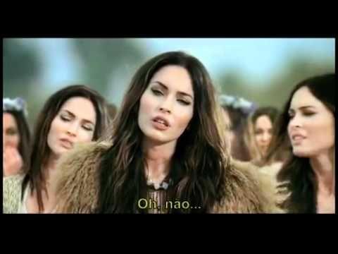CCAA - Megan Fox and Mike Tyson