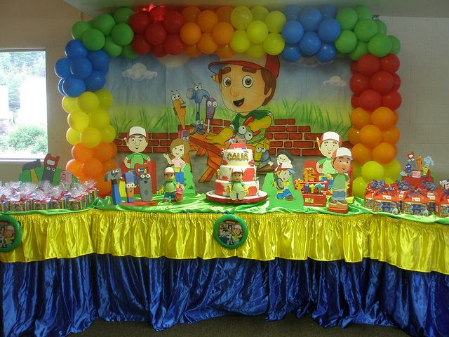 26 best handy manny toys images on pinterest fisher for Handy manny decorations