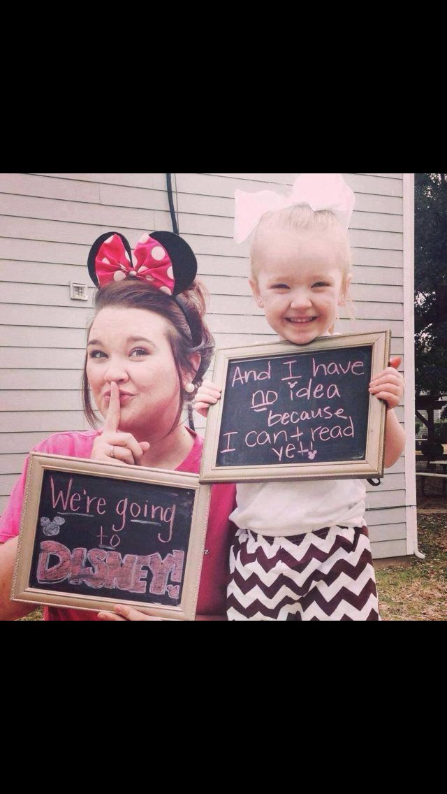 This Mom Surprised Her Daughter With A Trip To Disneyland In The Cutest Possible…