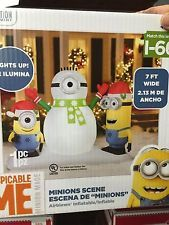 18 best decorations images on christmas inflatables outdoor christmas inflatables - Minion Christmas Yard Decorations