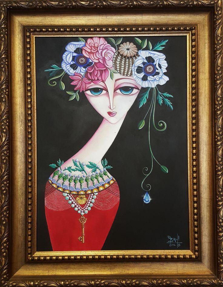 Miscendam Ebrietatem (Sarhoşluk) Tuval üzerine #Akrilik / #Acryliconcanvas 70cm x 90cm 12.500₺ / 3.600$  #gallerymak #sanat #ig_sanat #akrilikresim #tablo #resim #ressam #portre #portrait #artgallery #sergi #sanatsal #contemporary #contemporaryart #modernart #fineart #artlovers #artcollectors #masterpiece #artforsale #arte #kunst #contemporarypainting #flower #çiçek #instaart #painting #acrylicpainting