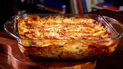 Patates au thon  - Recettes de cuisine, trucs et conseils - Canal Vie