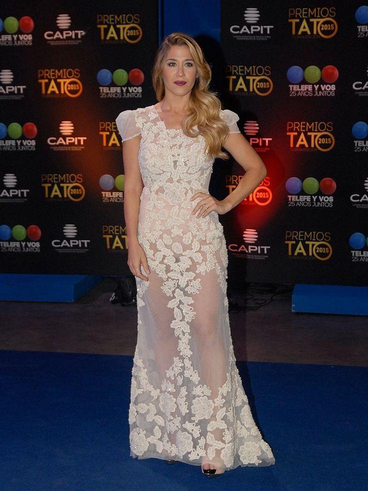 Jimena Barón - Premios Tato 2015